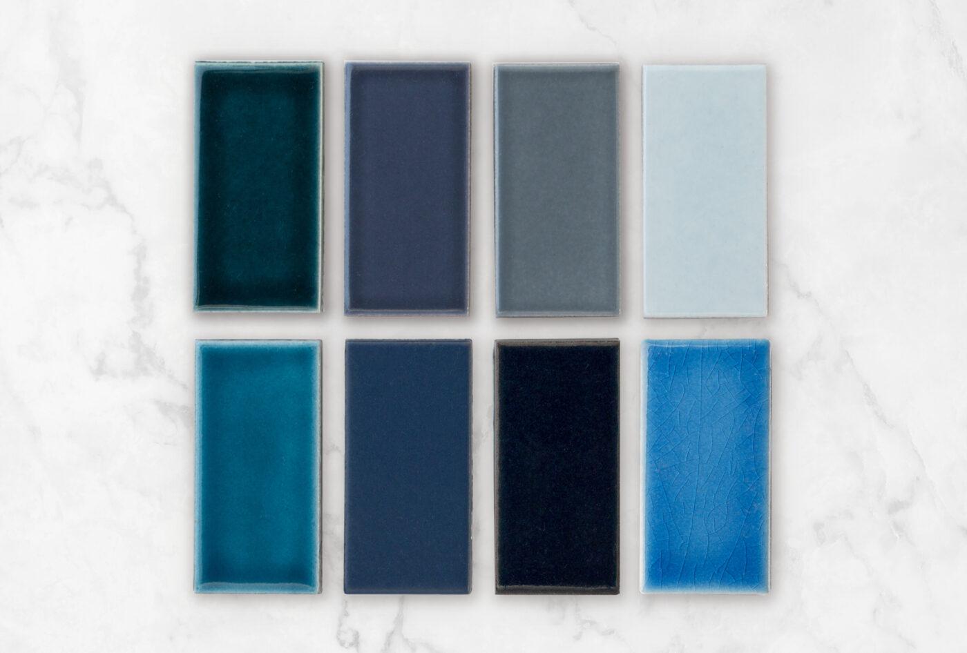 2020 Q1 Photo All Colors Favorites Blues Boundary Waters Slate Blue Nautical Crater Lake Adriatic Sea Blue Velvet Navy Blue Aegean Sea