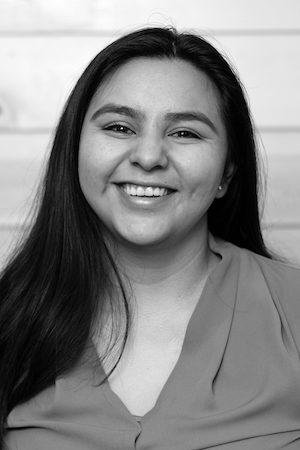 2019 Q2 Photo Team Headshot Black And White Jocelyn Mondragon