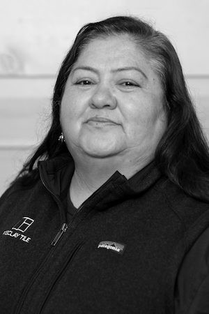 2019 Q2 Photo Team Headshot Black And White Rosa Plascencia