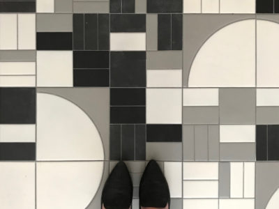 Taylor + Taylor: Kitchen Floor Tile