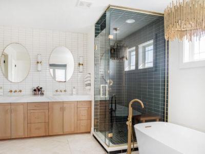 Two-Tone Master Bath