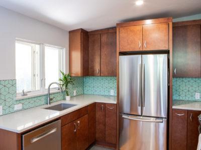 Escher Moonstone Kitchen