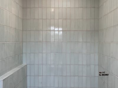 Soothing Shower Tile and Non-Slip Bathroom Floor Tiles