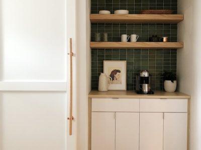 House Seven Design + Build: Coffee Bar