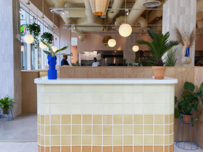 Thatch Miami Restaurant Bar Tile