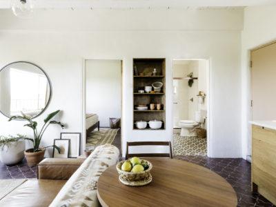 Posada Inn: Moroccan Style Floor Tile