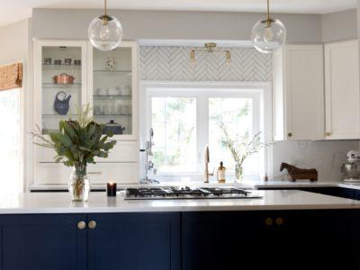 Quick Ship Herringbone Kitchen Tiles