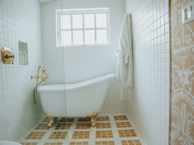 Zuhause: Cottage Bathroom Tiles