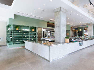 Sweetgreen LoDo: Restaurant Kitchen Tile