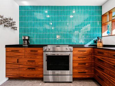 Monke Hause: Bora Bora Kitchen Tiles