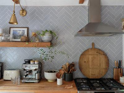 mStarr Design: Klamath Brick Kitchen