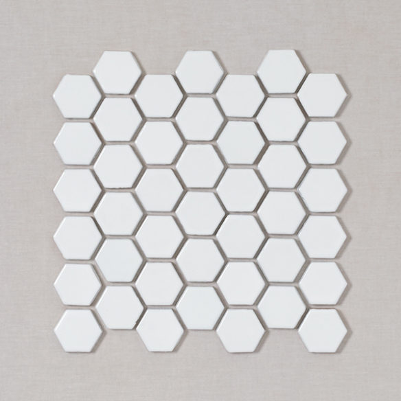 "2"" Hexagon Sheeted"