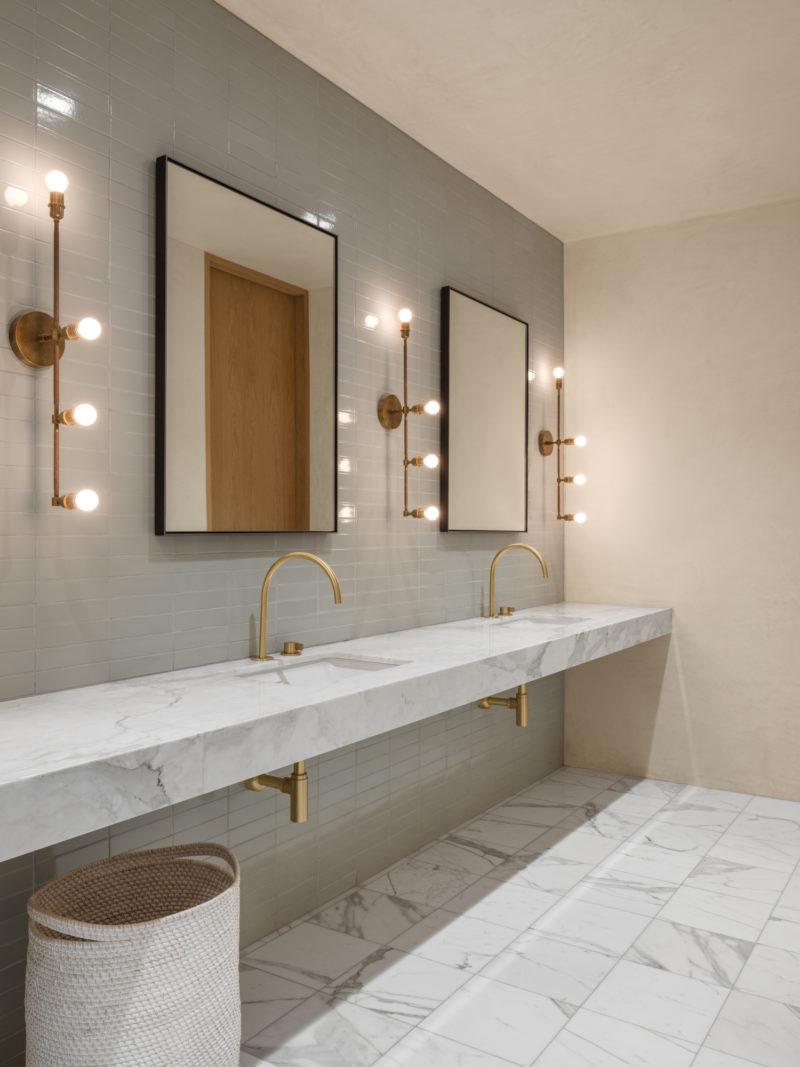Handmade Ceramic Tile For La Club Bathroom Fireclay Tile