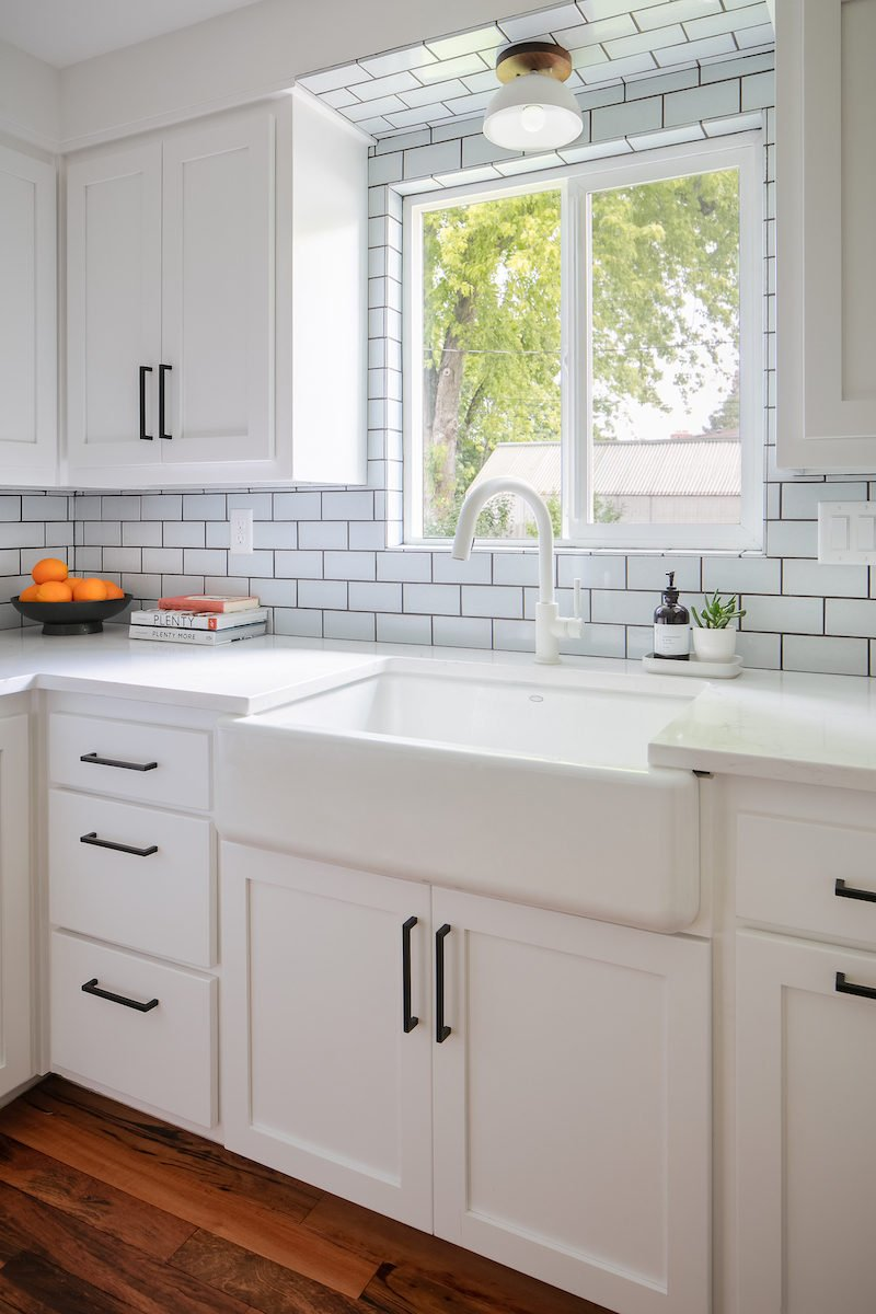 Moonshine Subway Tile Backsplash Fireclay Tile