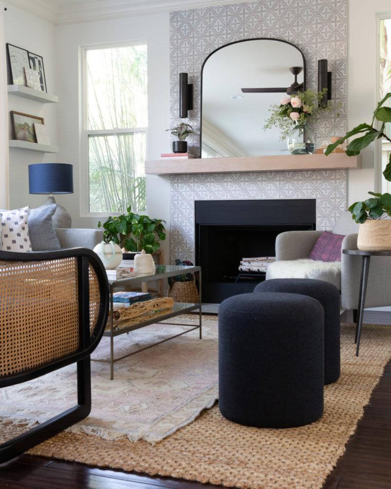Custom Fireplace Tiles For Anita Yokota Fireclay Tile