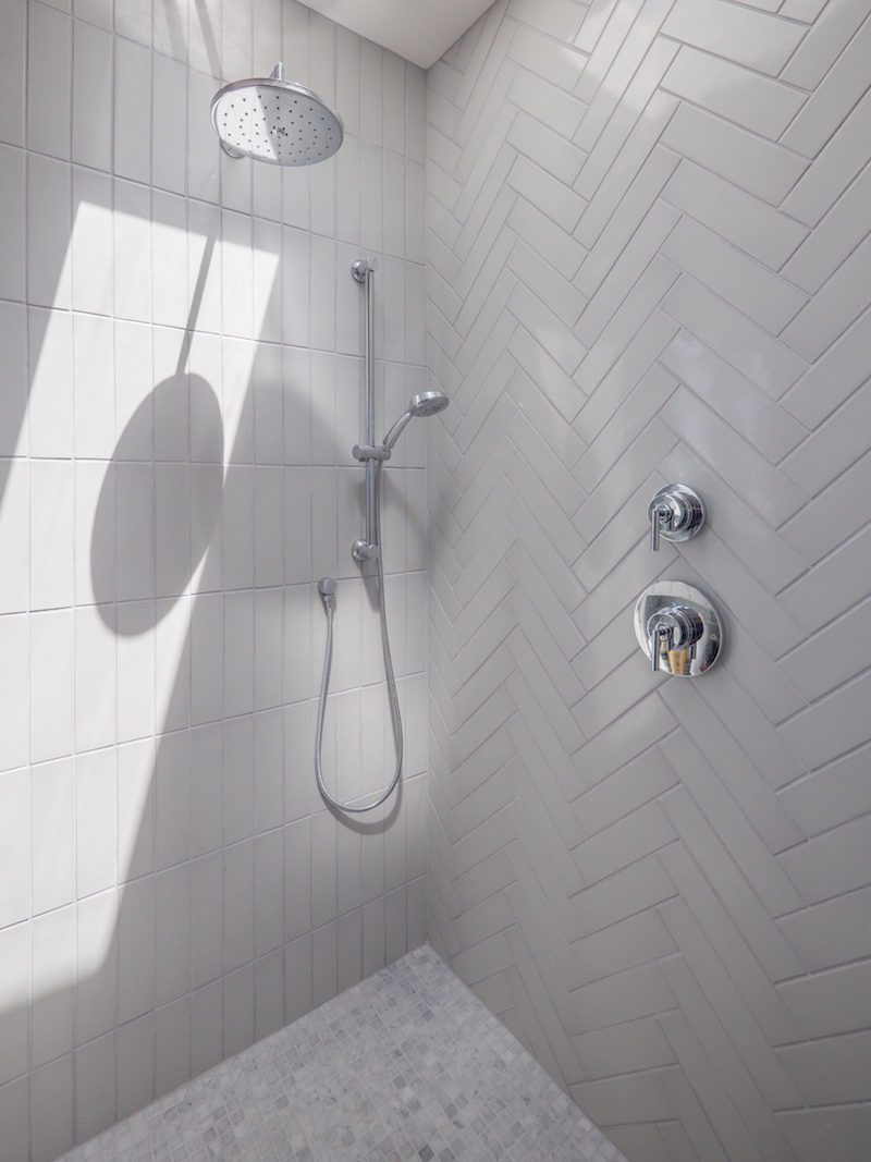 Linda Nguyen Bathroom Fireclay Tile