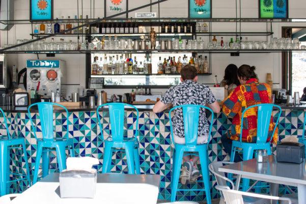 Tubby's Ice House Restaurant Bar Tile