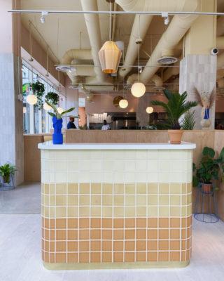 Thatch Miami Restaurant Bar Tile