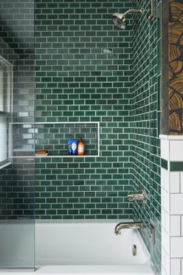 Hygge & West: Boy's Bathroom Tiles