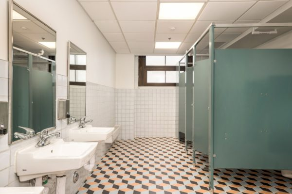 Detroit Prep: Non Slip Bathroom Floor Tiles