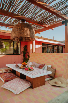 Desert House Non-Slip Outdoor Tiles