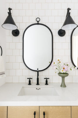 Timeless White Bathroom Tiles