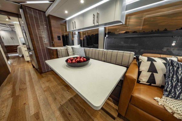 Luxury RV Handpainted Tile Backsplash
