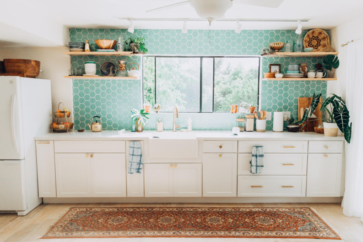 - Design Trends: Styling Your Kitchen With Open Shelving Fireclay Tile