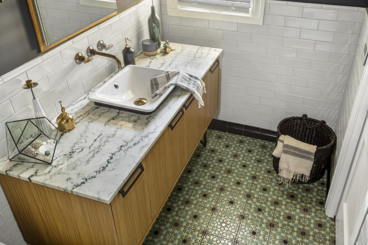 Seeing Elephant Stars A Bathroom Remodel Story Fireclay Tile
