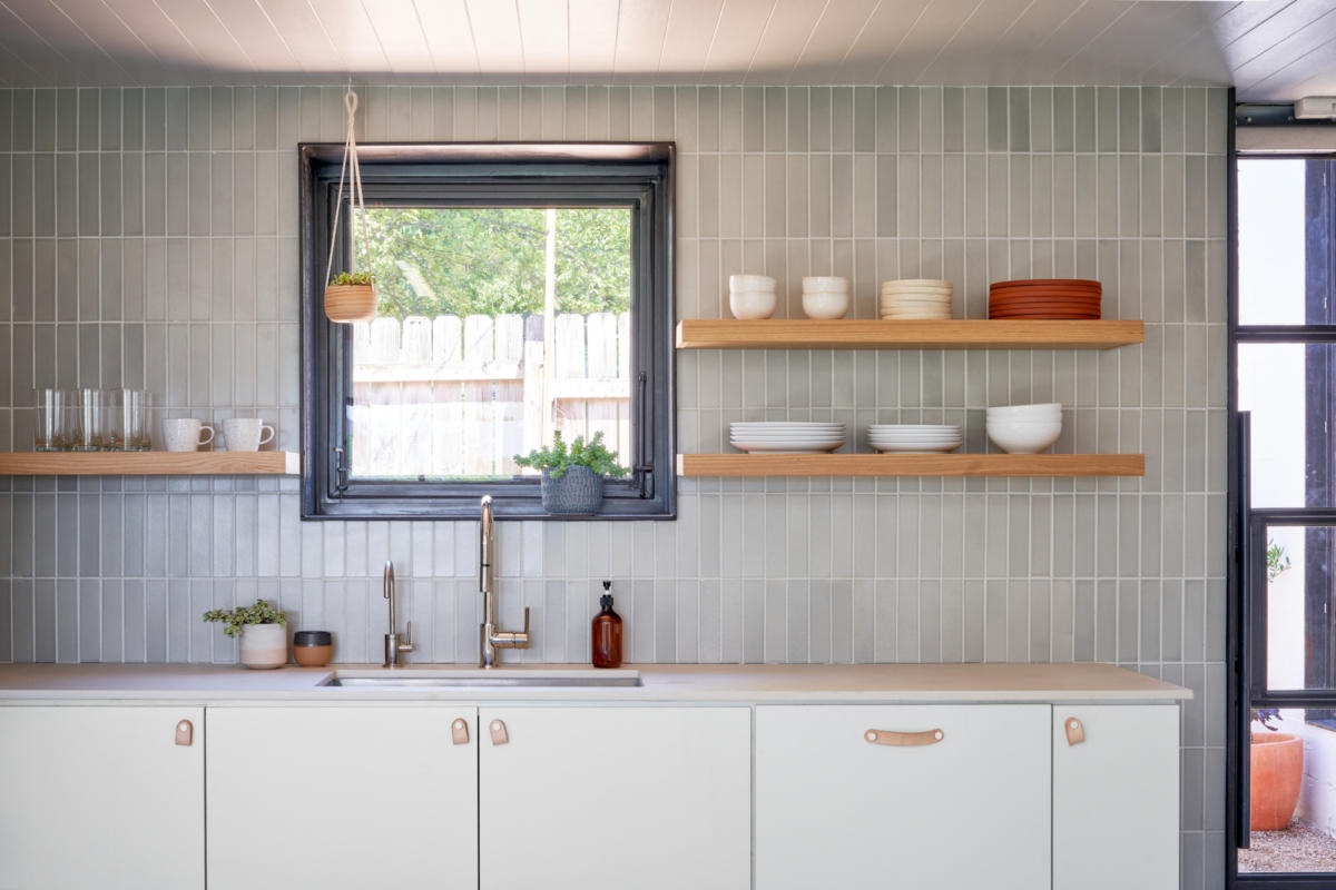 Commercial Kitchen Tiles For Austin Coworking Space Fireclay Tile