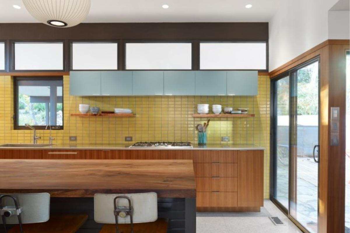 Tile by Style: Kitchen with a Serving of Mid Century ...