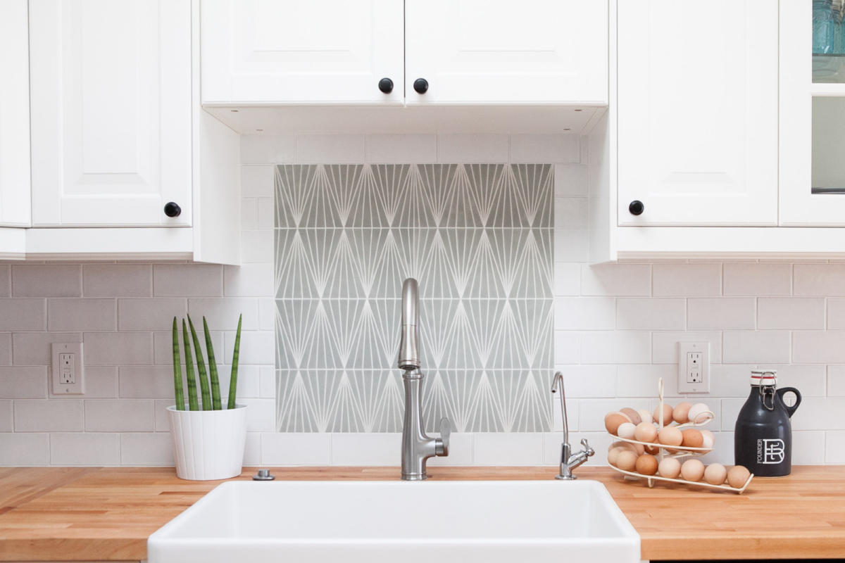 - Design Trends: Add A Focal Point To Your Backsplash Fireclay Tile