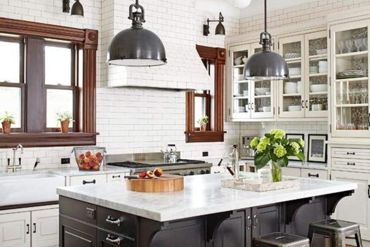 Design Trends: Add Height with Counter to Ceiling ...