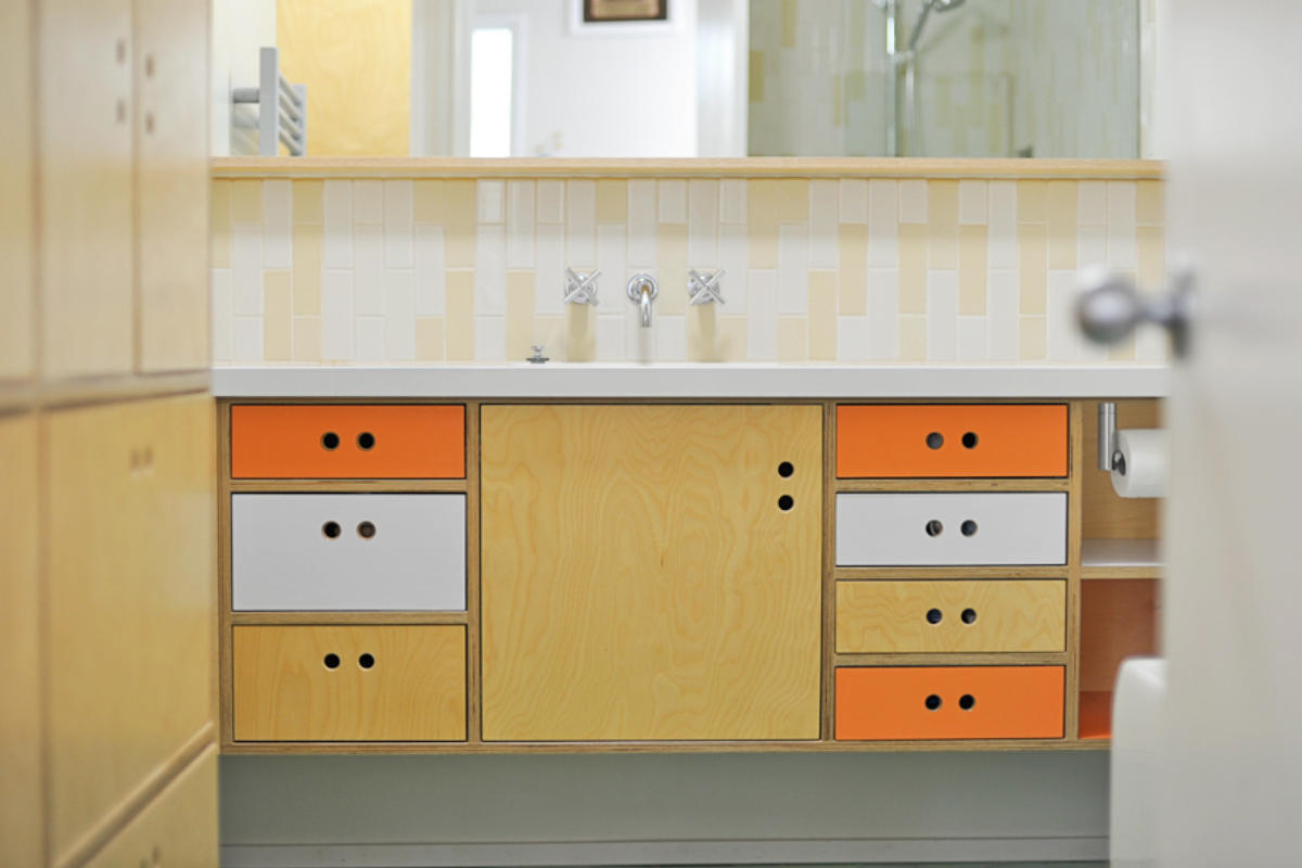 Mid Century Modern Tile Bathroom Ideas Fireclay Tile