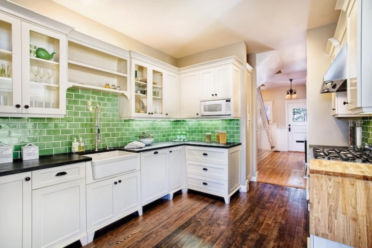 5 Kitchen Backsplash Trends You\'ll Love | Fireclay Tile