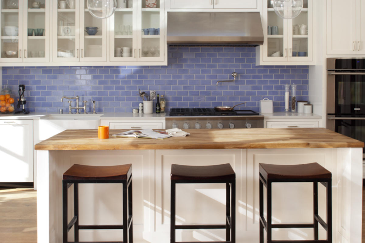 - Tile School: Tile Vs Glass In The Kitchen, Which Is… Fireclay Tile