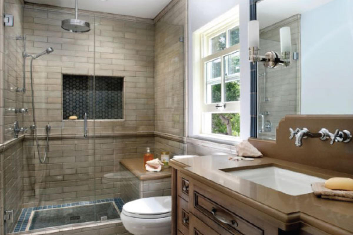 Tile By Style Traditional Bathroom