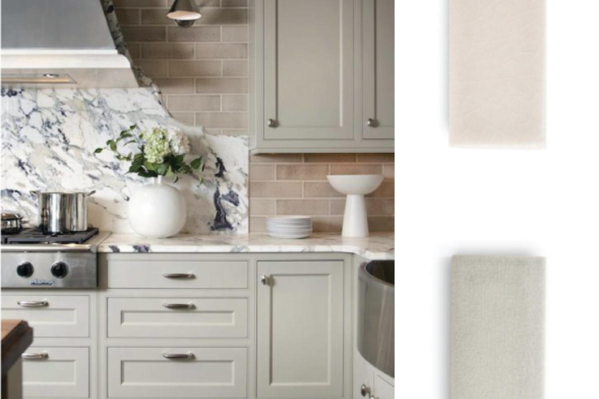 - How To Pair Tile And Marble Fireclay Tile