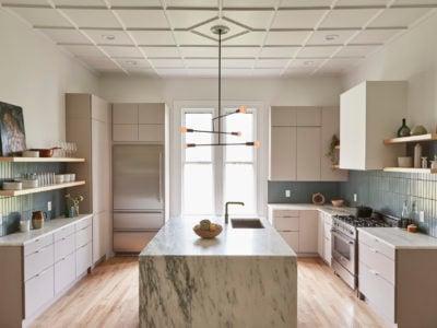 The Filomena: Flagstone Kitchen Tile