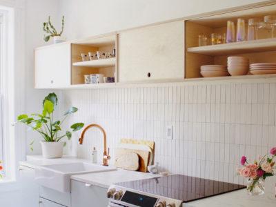 Reserve Home: Feldspar + Fallow Kitchen