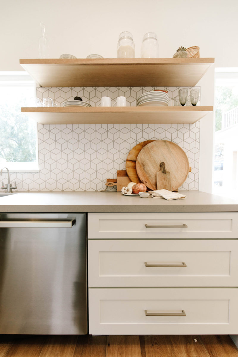 - Could I Have That: Small Diamond Tile Kitchen Fireclay Tile