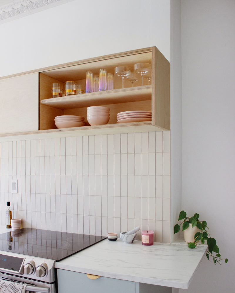 Welcoming Intimate Showhouse Kitchen: Reserve Home: Feldspar + Fallow Kitchen