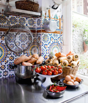 Tile by Style: 5 Ways to Rock a Moroccan Kitchen
