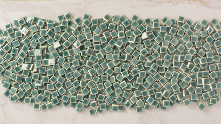 Mosaics: Small tile, big impact.