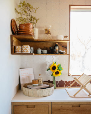 Installation Stories: The Joshua Tree House Kitchen