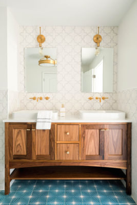 Project Spotlight: Starry Bathroom Remodel