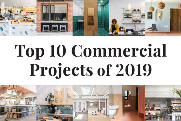 Top 10 Commercial Projects of 2019