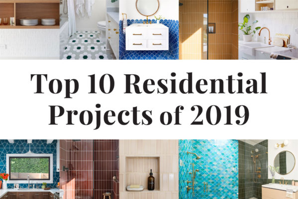 Top 10 Residential Projects of 2019