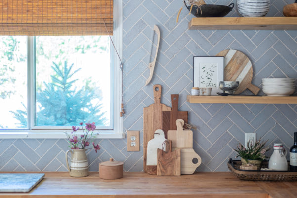 Pattern Play: Herringbone Tile Is Here to Stay