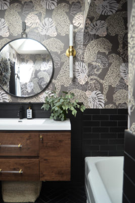 Shavonda Gardner's Master Bathroom Reveal